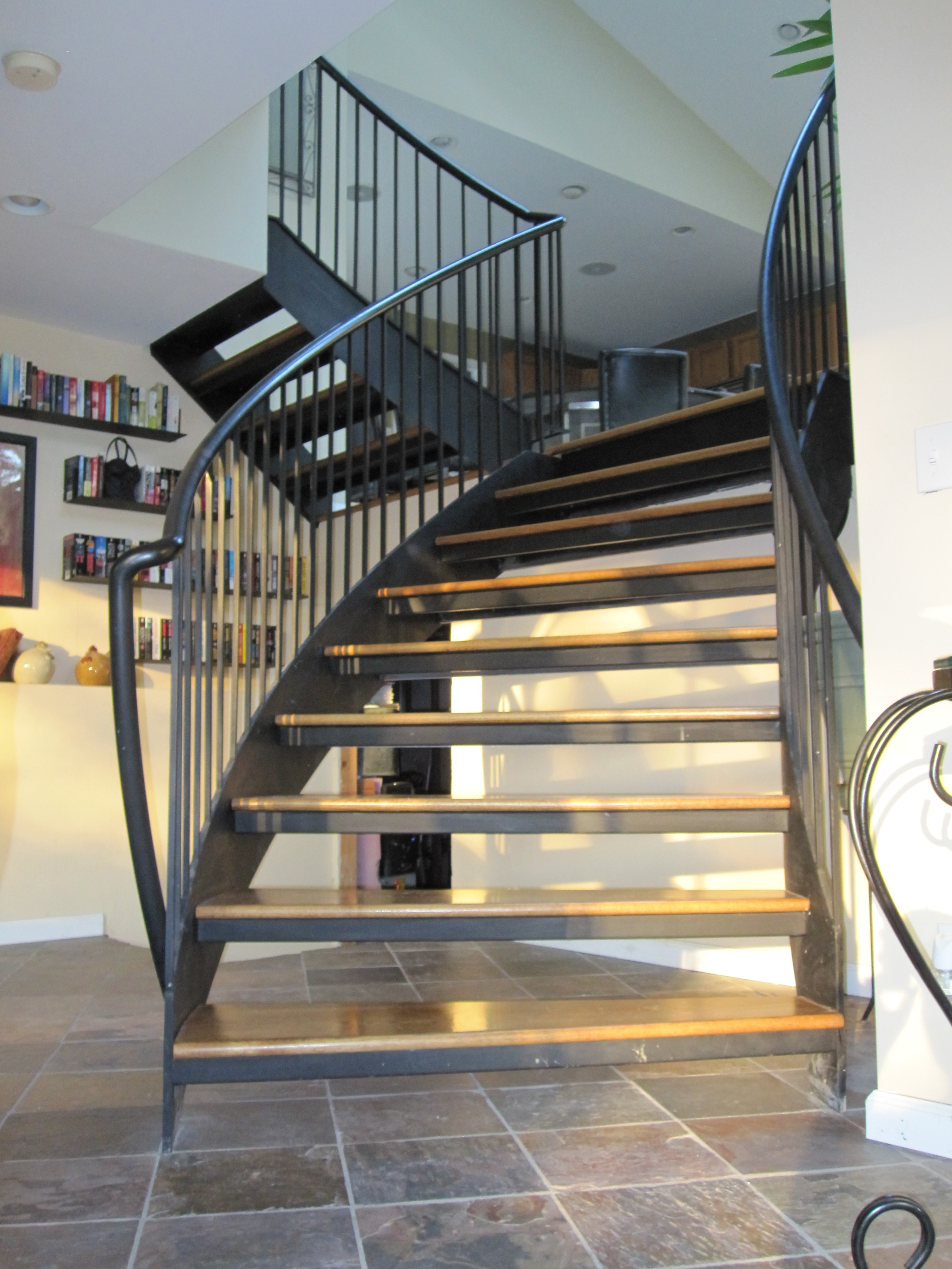 Astor Tower also Timber Stairs1 as well Residential as well Exterior Thin Porcelain Tiles For Buildings moreover Steps Modern Landscape Austin. on modern residential stairs